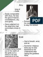 sumerian relgiion