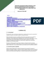 Ghid Tehnic Privind Diagnosticarea Regimului de Funcţionare Şi Comportării În Exploatare a Grupurilor de Pompare Echipate Cu Recipient de Hidrofor