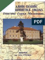 Државни попис становништва 1862/63. - Бершићи