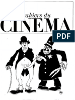 Cahiers Du Cinema 262-263