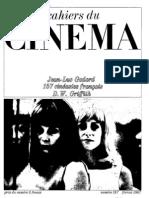 Cahiers Du Cinema 187