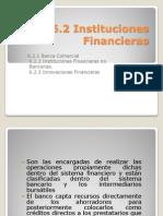 Unidad 6 Instituciones Financieras