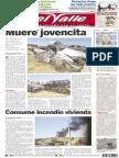 El Valle 29 de abril 2014