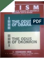 The Original Major Odu Ifa  Ile - Adedayo Ologundudu