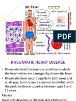 RHEUMATIC HEART DISEASE