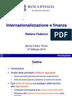 Internazionalizzazione e finanza