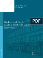 Banks, Local Credit