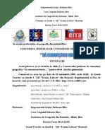 Concurs de GeografieTerra