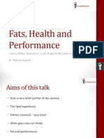 fats health and peformance