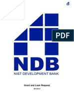 Development Bank Application 2013-14 - GroupName