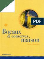 Bocaux & Conserves Maison