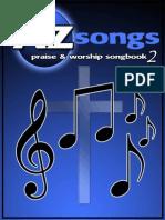 AZ Song Two Christmas Sheet Music