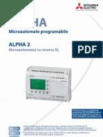 Alpha Microautomate Programabile Romanian Controller