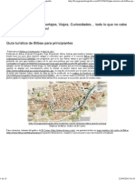 Guía Turística de Bilbao Para Principiantes _ Bg Fotografía