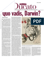 Quo vadis, Darwin?