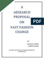 RM Report (Yamini Shami and Gaurav Gomez)