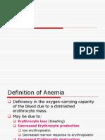 Anemia 326