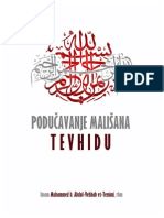 Podučavanje Mališana Tevhidu