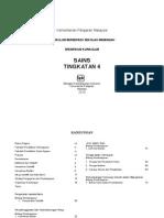 HSP Sains Tingkatan4