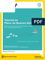 Tutorial Plano de Buenos Aires