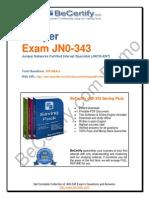 JN0-343