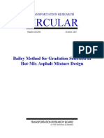 Bailey Method for Gradation Selection