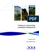 Totland to Colwell Final Report - December 2013_final