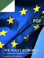 We want Europe !