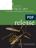 OWASP Top 10 - 2013 - French