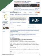Pro Asp.net Mvc 5 5th Edition Pdf