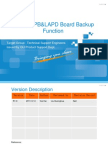 g Tm Iprb&Bipb&Lapd Board Backup Function r1.0