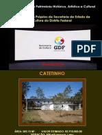 Diagnóstico - Próprios - Secretaria de Cultura