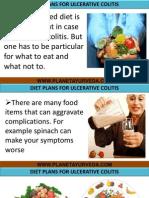 Natural Diet Plans for Ulcerative Colitis