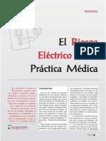 El Riesgo Electrico en La Practica Medica