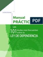 Manual Practico 101 Dudas Ley Dependencia