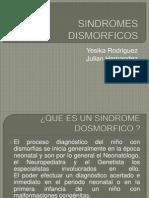 SINDROMES DISMORFICOS.pptx