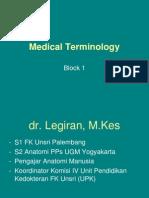Terminologi Kedokteran - LEG