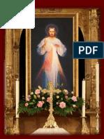 DOMINGO IN ALBIS. FIESTA DE LA DIVINA MISERICORDIA EN LA IGLESIA DEL SALVADOR. REPORTAJE