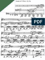 Busoni Op 36a Violin Sonata