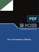 K19 - K31 -C# e Orientação a Objetos