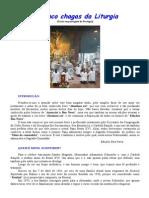 145 as Cinco Chagas Da Liturgia
