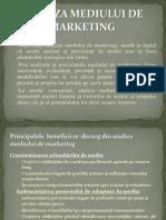 Analiza Mediului de Marketing