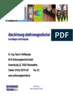 Abschirmung Elektromagnetischer Felder 20120605