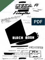 Tsingtao Black Book