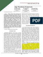 17-Knowledge Warehouse Framework