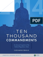 Ten Thousand Commandments 2014