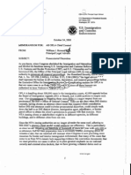 ICE Guidance Memo - Prosecutorial Discretion, William J. Howard 10/24/05)