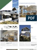 Sanctuary magazine issue 1 - Making Waves - Port Fairy, Victoria green home profile