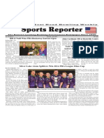 April 23 - 29, 2014 Sports Reporter