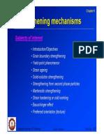 06 Strengthening Mechanisms
